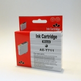 Cartus Compatibil OEM AE-T711 Black for EPSON STYLUS D78/DX4000/DX5000