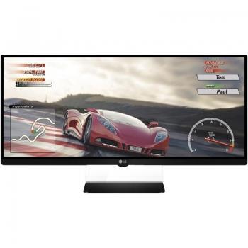 "Monitor LED IPS LG 34"" 34UM67-P 2560x1080 DVI HDMI DisplayPort"