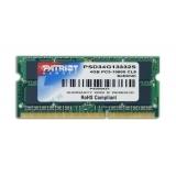 Memorie RAM Laptop SO-DIMM Patriot 4GB DDR3 1333MHz CL9 PSD34G13332S