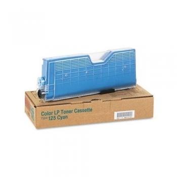 Cartus Toner Ricoh Type 125 Cyan 5500 pagini for Ricoh CL 3000, CL 3100, CL 3100N 400839
