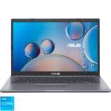 Laptop ASUS 14'' X415EA, FHD, Procesor Intel Core i3-1115G4 (6M Cache, up to 4.10 GHz), 8GB DDR4, 256GB SSD, GMA UHD, No OS, Slate Grey