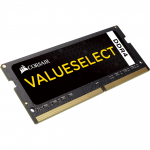 Memorie RAM Laptop SO-DIMM Corsair ValueSelect 4GB DDR4 2133MHz CL15 CMSO4GX4M1A2133C15