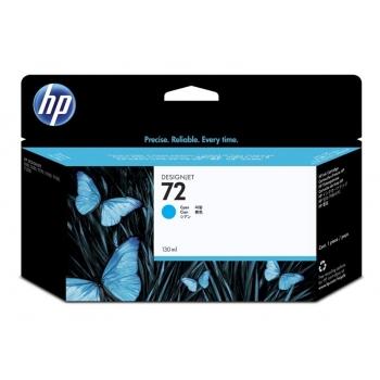 Cartus Cerneala HP Nr. 72 Cyan Vivera Ink 130 ml for DesignJet T1100, HP DesignJet T610 C9371A