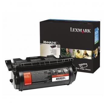 Cartus Toner Lexmark X644A21E Black 10000 pagini for X642E, X644E, X646DTE, X646E, X646EF