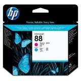 Cap Printare HP Nr. 88 Magenta & Cyan for OfficeJet K5400, K5400DN, K5400DTN, K8600, K8600DN, L7580, L7590, L7680, L7780, Pro K550, Pro L7480 C9382A