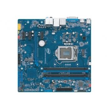 Placa de baza Intel DH87RL Socket 1150 Chipset Intel H87 4x DIMM DDR3 1x PCI-E x16 3.0 3x PCI-E x1 HDMI DVI DP 4x USB 3.0 MicroATX Bulk BLKDH87RL