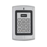 Controler cu cititor de proximitate incorporat si tastatura BC-2000 pentru exterior.Cartele 125KHz (EM4100 sau compatibil),Distanta de citire 3-7 cm,Capacitate 1000 de cartele, 1000 de coduri,carcasa antivandal, rezistent la apa IP68