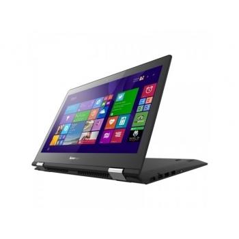 "Laptop Lenovo IdeaPad Yoga 500, 14.0"" FHD (1920x1080), IPS, Multi-Touch LED-Backlight, Intel Core i7-5500U (2.4GHz, up to 3.0GHz, 1600Mhz, 4MB), video dedicat nVidia GM-920M 2GB, RAM 8GB DDR3 1600Mhz (1x8GB), SSHD 1TB 5400rpm + 8GB, no ODD, Card Read"