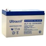 Acumualtor UPS Ultracell 12V 12Ah L 151 mm UL12V12AH