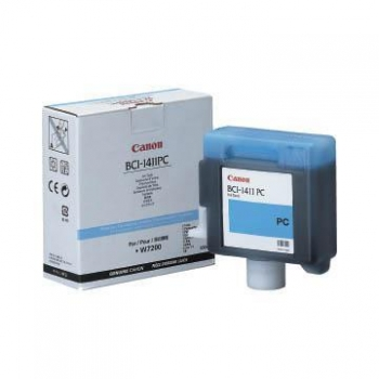 Cartus Cerneala Canon BCI-1411PC Photo Cyan 330 ml for W7200, W8400D, W8200D CF7578A001AA