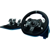 Model : G920 Driving Force Racing Wheel, Tip produs : Volan Gaming compatibil PS3, PS4, PC, Caracteristici : Wheel Height: 270 mm Width: 260 mm Length: 278 mm Weight without cables: 2.25 kg; Pedal Height: 167 mm Width: 428.5 mm Depth: 311 mm Weight witho