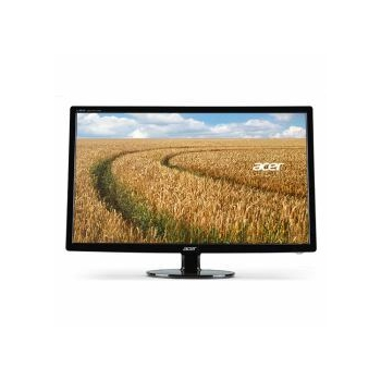 "24"" Full HD, LED, S241HLBbid, 16:9, 1920x1080, 2ms, 100M:1, 250 cd/m2, VGA + DVI (w/HDCP) + HDMI, 170°/160°, 0.276mm, tilt -5°~15°, CE, TÜV GS, Energy Star 5.0, MPRII, Black Glossy, Slim, 24 luni"