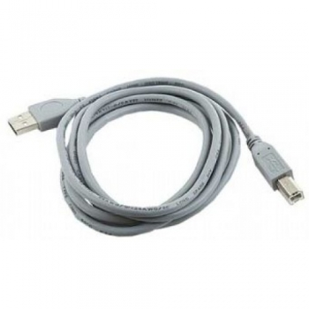 Cablu USB2.0 Gembird A - B 1.8M bulk CCP-USB2-AMBM-6G