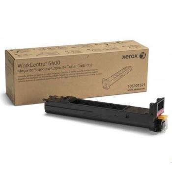 Cartus Toner Xerox 106R01321 Magenta 8000 pagini for WorkCentre 6400S, 6400X