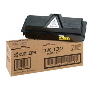 Cartus Toner Kyocera TK-130 Black 7200 Pagini for FS-1028MFP, FS-1028MFP/DP, FS-1128MFP, FS-1300D, FS-1300DN, FS-1350DN