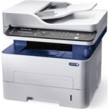 WorkCentre 3225, print/copy/scan/fax, max 28ppm, max 4800x1200dpi, fpo 8.5 sec, memorie 256MB, ADF 40 coli, tava 250 coli, duplex, limbaje PCL6/5e, PS3; copy: max 1200x1200dpi (platan), 300x300dpi (ADF), fco 10 sec, zoom 25-400%; scan : max 600x600dpi, co