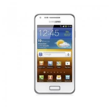 """Telefon Mobil Samsung Galaxy S Advance i9070 Ceramic White 4"""" 480 x 800 Cortex A9 Dual Core 1GHz memorie interna 8GB Camera Foto 5MPx Android v2.3 SAMI9070WHT"""