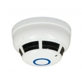 Detector optic de fum si temperatura Protec 6000PLUS/OPHT adresabil cu algoritm interactiv de detectie