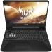 Laptop ASUS Gaming 15.6'' TUF FX505DT-BQ121, FHD, Procesor AMD Ryzen™ 7 3750H (4M Cache, up to 4.00 GHz), 16GB DDR4, 512GB SSD, GeForce GTX 1650 4GB, No OS, Black