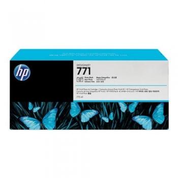 Cartus Cerneala HP Nr. 771 Photo Black 775 ml for Designjet Z6200 42', Designjet Z6200 60' CE043A