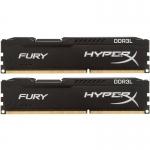 Memorie RAM Kingston HyperX Fury KIT 2x 8GB DDR3L 1866MHz CL11 HX318LC11FBK2/16