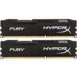 Memorie RAM Kingston HyperX Fury KIT 2x 8GB DDR3L 1600MHz CL10 HX316LC10FBK2/16