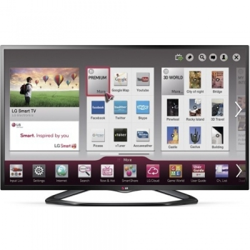 "Televizor LED LG 50"" 50LN575S Smart TV Full HD Reta RJ45 DLNA WiDi MHL"