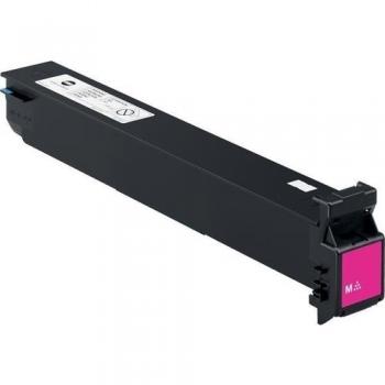 Cartus Toner Konica Minolta TN-613M Magenta 30000 pagini for Minolta Bizhub C452, C552, C652 A0TM350