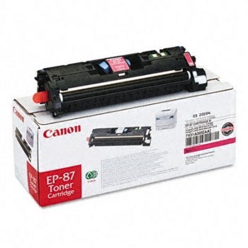Cartus Toner Canon EP-87M Magenta 4000 Pagini for LBP 2410 CR7431A003AA