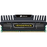Memorie RAM Corsair Vengeance Black 4GB DDR3 1600MHz CL9 CMZ4GX3M1A1600C9