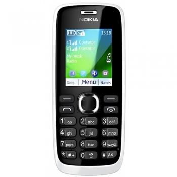 Telefon Mobil Nokia 112 White Dual SIM NOK112WHT