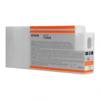 Cartus Cerneala Epson T596A Orange 350ml for Stylus Pro 7900, Stylus Pro 9900 C13T596A00