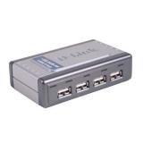 Hub USB D-Link DUB-H4 4 porturi USB 2.0