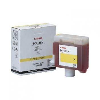 Cartus Cerneala Canon BCI-1411Y Yellow 330 ml for W7200, W8400D, W8200D CF7577A001AA