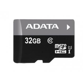 Card Memorie MicroSDHC ADATA 32GB Clasa 10 UHS-I AUSDH32GUICL10-R