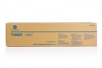 Toner Konica Minolta TN-618 | 37500 pag | Black | Bizhub 552 652