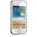 "Telefon Mobil Samsung Galaxy Ace S6802 Duos White Dual SIM 3.5"" 320 x 480 832 MHz memorie interna 3GB Android v2.3 SAMSS6802ACEDSWHT"