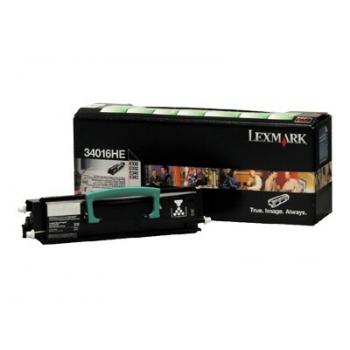 Cartus Toner Lexmark 34016HE Black 6000 pagini for Optra E330, E332, E332N, E340, E342N