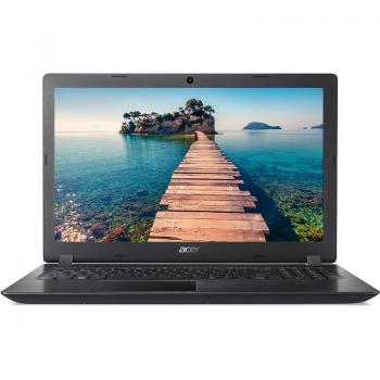 """Laptop Acer Aspire A315-51 Intel Core i3-7020U 2.30GHz 4GB DDR4 HDD 500GB Intel GMA HD 620 15.6"""" Black"""