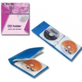 Single binder CD folder Gembird CW-FOLDER