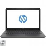"Laptop HP 15-da2048nq cu procesor Intel® Core™ i3-10110U pana la 4.10 GHz, 15.6"", Full HD, 4GB, 256GB SSD, Intel® UHD Graphics, Free DOS, Grey, 2L9N8EA"