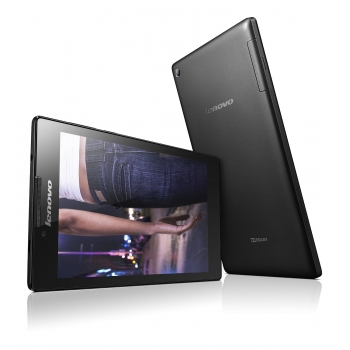 "Tableta Lenovo Tab 2 Arvin A7-30 3G ARM Cortex A7 Quad Core 1.3GHz IPS 7.0"" 1024x600 1GB RAM memorie interna 8GB GPS Android 4.4 Black 59-435647"