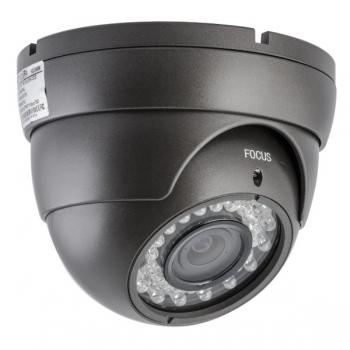 "Camera de supraveghere MTI HQ-D4004 CCD Sony 1/3"" 600 LTV varifocala 4-9mm Dome"