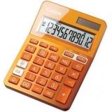 Calculator LS-123K-MOR EMEA DBL Orange