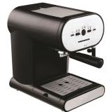 Espressor Heinner Soft Cream HEM-250, putere: 1050W, capacitate rezervor detasabil: 1L, presiune pompa: 15 bar, optinui de preparare: espresso si cappuccino, tavita de scurgere detasabila, boiler din aliaj de aluminiu, 2 filtre din inox, decoratii din in