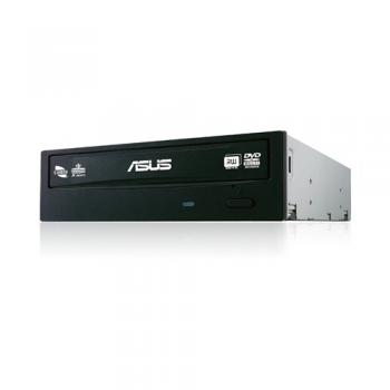Asus DRW-24F1ST/BLK/B/AS DVD-RW 24x, negru, bulk, SATA