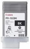 Pigment Ink Tank Canon PFI-303BK Black 330 ml for iPF810 iPF820 CF2958B001AA