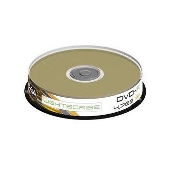 DVD-R Omega 16X 4.7GB 10/PAC QDVD-ROM16X10