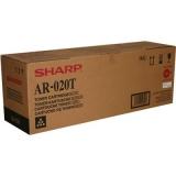 Cartus Toner Sharp AR020LT Black 16000 Pagini for AR 5516, AR 5516D, AR 5516N, AR 5516S, AR 5520, AR 5520D, AR 5520N, AR 5520S