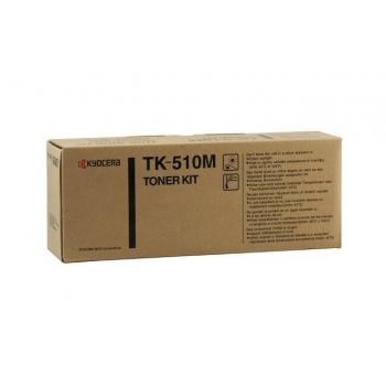 Cartus Toner Kyocera TK-510M Magenta 8000 Pagini for FS-C5020N, FS-C5025, FS-C5030N